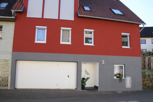 Fassadengestaltung nach vorheriger digitaler Farbberatung