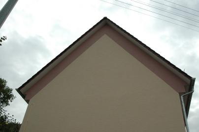 Dachstockaufbau