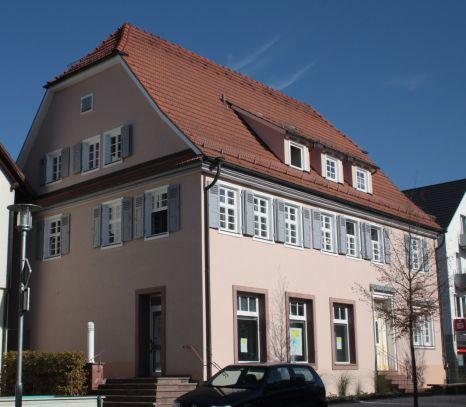 Fassadensanierung und Neugestaltung